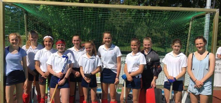 Spielbericht Schulhockey Mädchen 2018