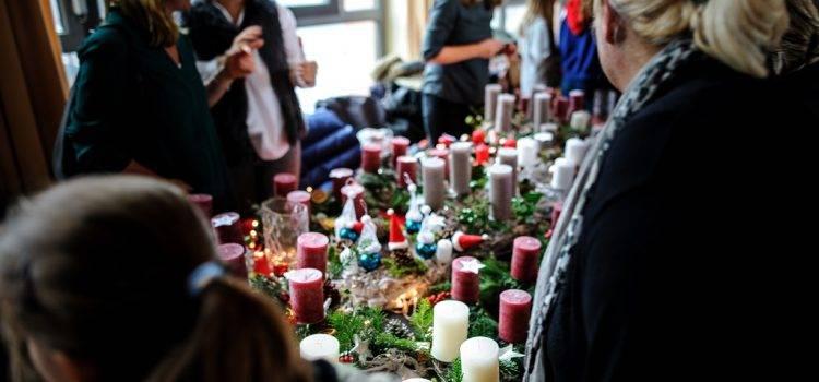 Der Weihnachtsbasar 2018: ein adventlicher Event der Sonderklasse!