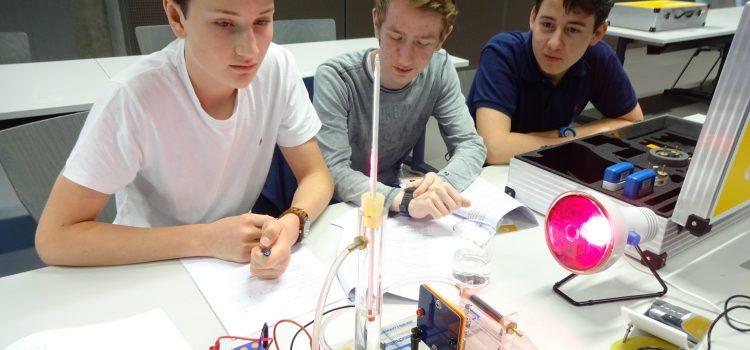 Physikexkursion zur Universität Düsseldorf