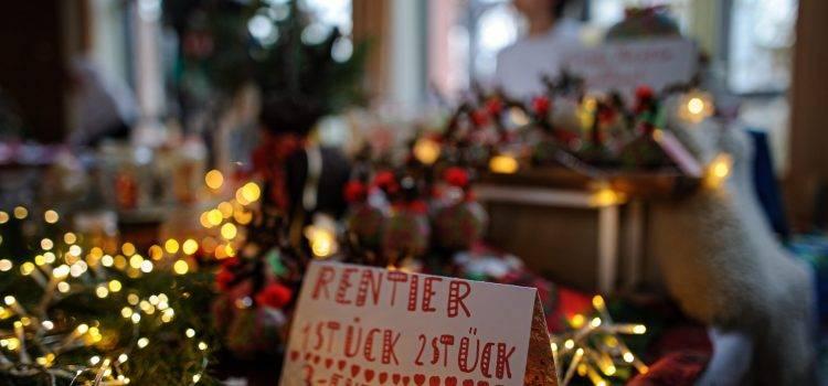 Der Weihnachtsbasar am Ceci 2019: eine perfekte Einstimmung für Groß und Klein auf das Weihnachtsfest!